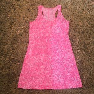 Lily Pulitzer Cotton Razorback Dress